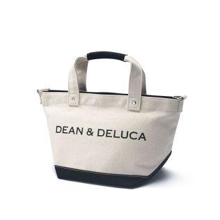<完売>DEAN & DELUCA ショルダー付きキャンバストートバッグSサイズ