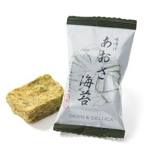 DEAN & DELUCA あおさ海苔の味噌汁