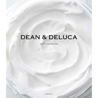 DEAN & DELUCA ギフトカタログ(ブックタイプ)  ホワイト 2020