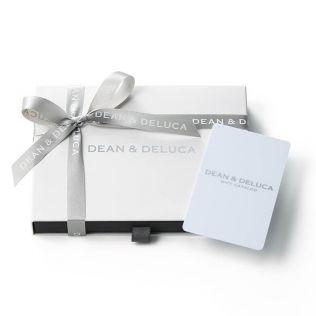 DEAN & DELUCA ギフトカタログ(カードタイプ) チャコール 2020