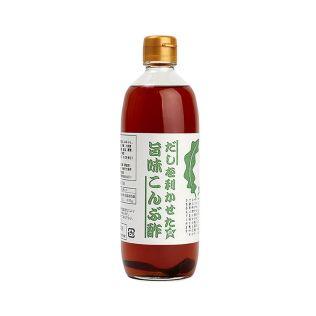 みつぼし醤油 旨みこんぶ酢