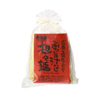 なか川 汁なし担々麺【賞味期限2020年9月9日】