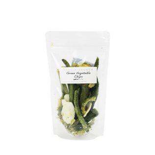 DEAN & DELUCA 緑野菜チップス