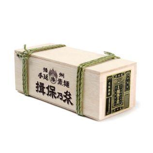 兵庫県手延素麺協同組合 揖保乃糸 特級ミニ木箱