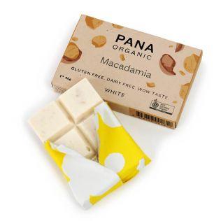 パナチョコレート ホワイトチョコレートマカダミア