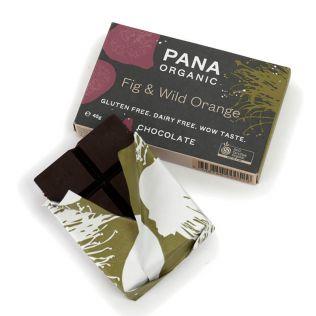パナチョコレート フィグ&ワイルドオレンジ 55%カカオ