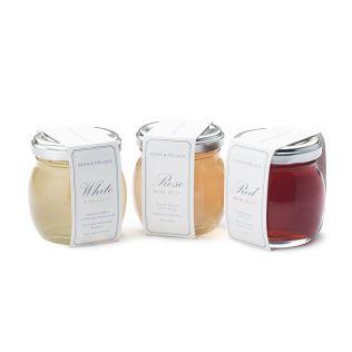 DEAN & DELUCA ワインゼリー 3種セット
