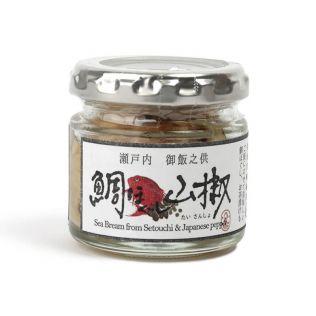 愛媛海産 ご飯のおとも 鯛山椒
