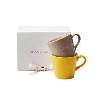 【オンライン限定】DEAN & DELUCA モーニングマグペアギフト