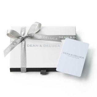 DEAN & DELUCA ギフトカタログ(カードタイプ) ホワイト