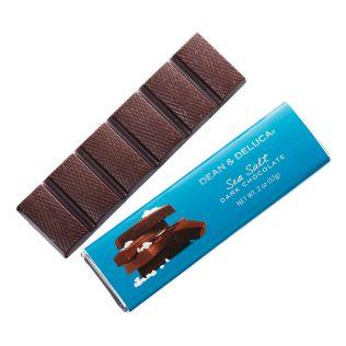 DEAN & DELUCA シーソルトダークチョコレートバー
