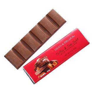 【オンラインストア限定】DEAN & DELUCA トフィー&シーソルトミルクチョコレートバー12本セット