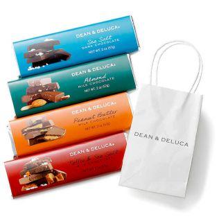 【オンラインストア限定】DEAN & DELUCA チョコレートバーアソート12本