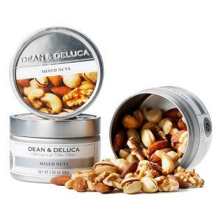 DEAN & DELUCA ミックスナッツ缶