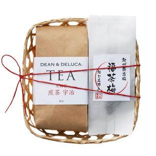DEAN & DELUCA 大福茶セット2020