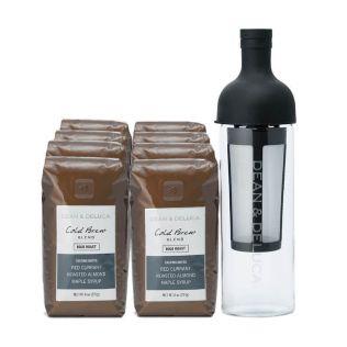 【オンラインストア限定】DEAN & DELUCA 水出しコーヒーキット コールドブリューブレンド
