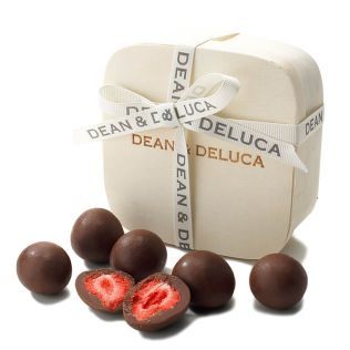 DEAN & DELUCA ミルクチョコレート ディップド ストロベリー【賞味期限2020年6月9日】