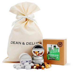 【オンラインストア限定】DEAN & DELUCA コーヒー&チョコレート缶ギフト
