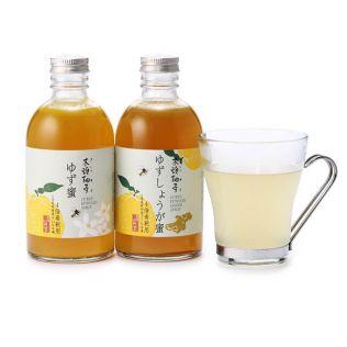 木頭いのす ゆず蜜&ゆず生姜蜜セット