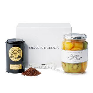 DEAN & DELUCA フルーツポンチとルイボスティのギフト