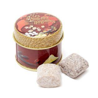 リゴレットナンテーズ  ボンボンチョコキャラメル5粒缶