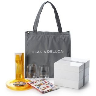 【オンラインストア限定】DEAN & DELUCA ピクニックバッグ