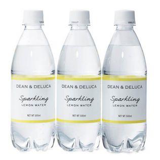 【オンラインストア限定】DEAN & DELUCA スパークリングレモンウォーター 24本セット