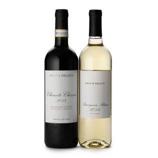 DEAN & DELUCA 紅白ワインギフト