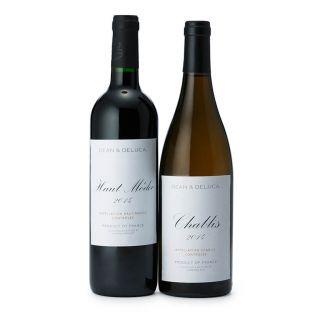DEAN & DELUCA 赤・白ワインセット