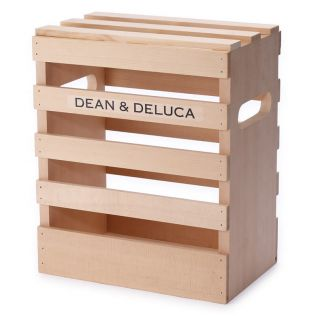 DEAN & DELUCA ワイン ウッドクレートボックス
