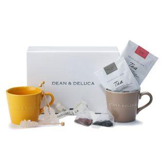 DEAN & DELUCA マグカップ&ティーアソート