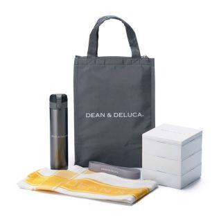 【オンラインストア限定】 DEAN & DELUCA  ピクニックバッグM