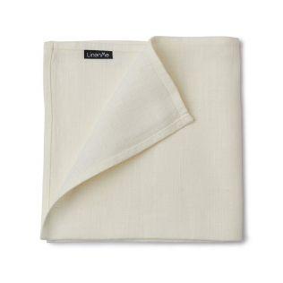 リネンミー ララシリーズ ナプキン42×42 ホワイト