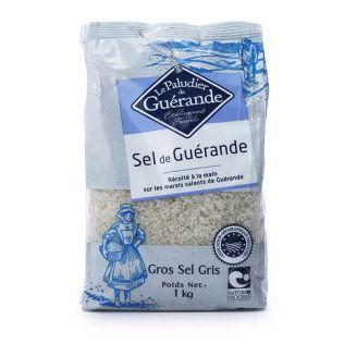 セルマランドゲランド 粗塩 袋 1kg
