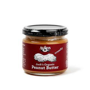 アリサン 有機ピーナッツバタークランチ