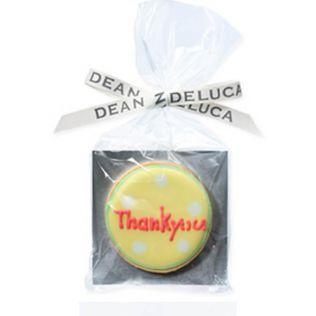 (SALE)DEAN & DELUCA デコラティブクッキー サンキューメッセージ