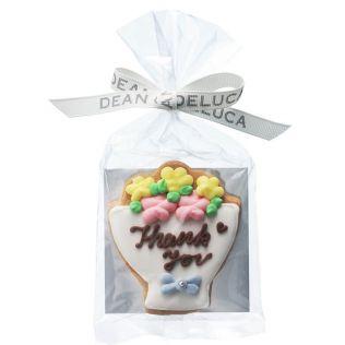 DEAN & DELUCA デコラティブクッキー サンキューメッセージ ブーケ