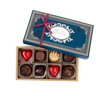 クプルブ チョコレートアソート 8粒入り