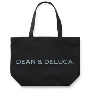 DEAN & DELUCA トートバッグ ブラック L