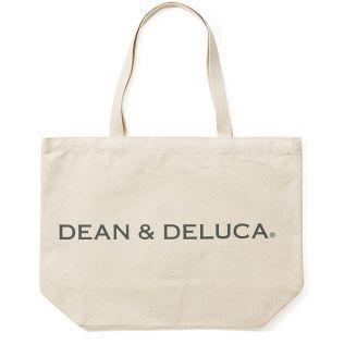 DEAN & DELUCA トートバッグ ナチュラル L