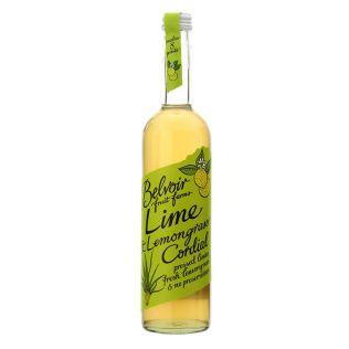 (SALE)ベルボア オーガニックコーディアル ライム&レモングラス【賞味期限2020年1月31日】