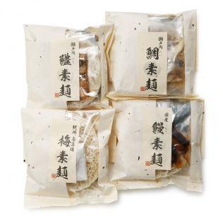 愛媛海産 贅沢素麺づくし