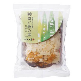 浅田屋 筍ご飯の素 2合用