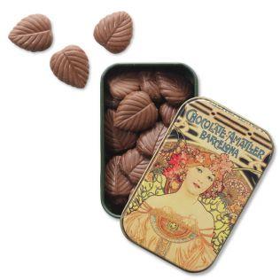 アマリエ リーフミルクチョコレート32%カカオ