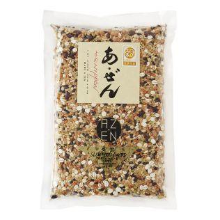 あ・ぜん まめ NIPPON 十八種穀物米