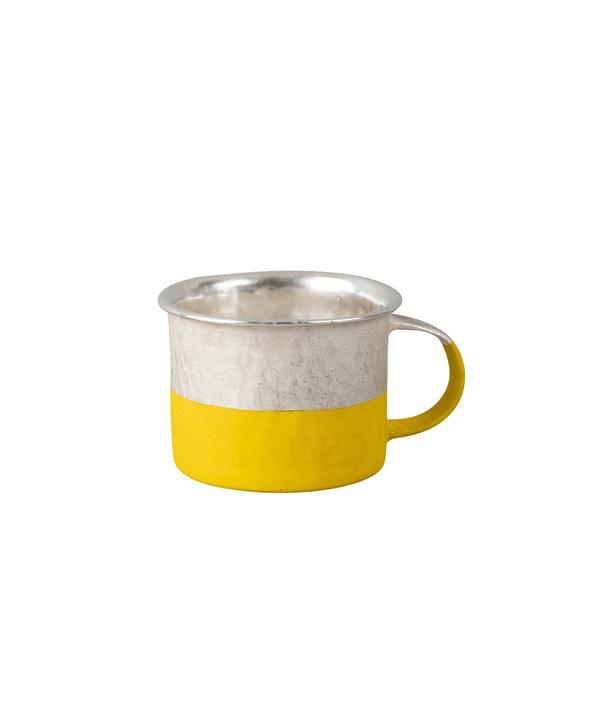 マグカップ 黄色 / 中囿義光