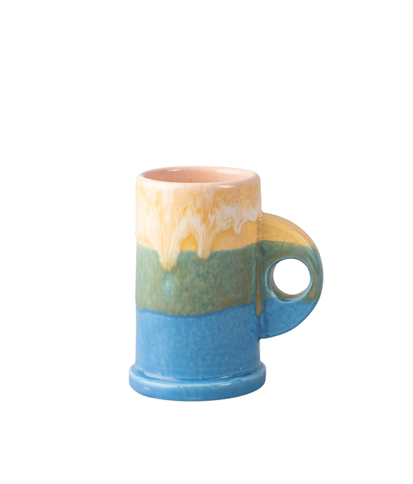 Tall Mug Color D /Echo Park Pottery