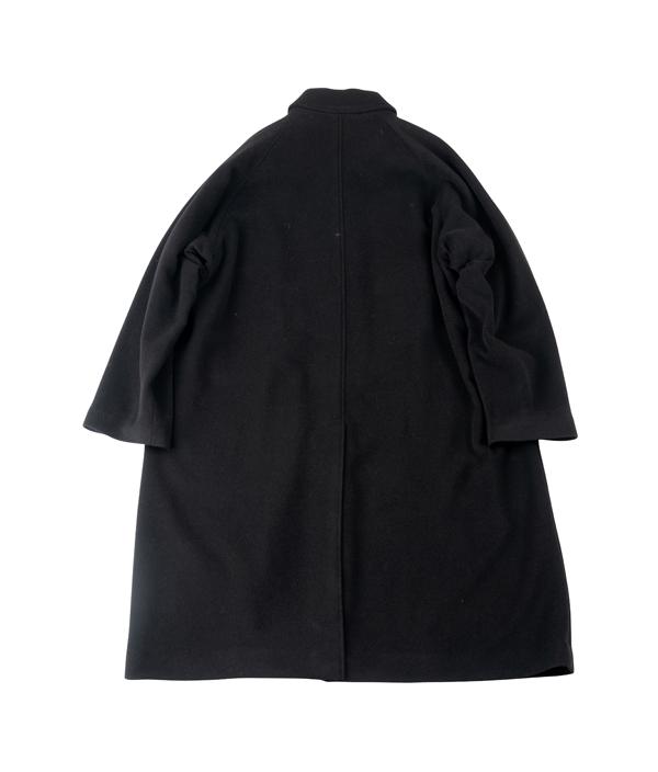 BALMACAAN COAT / BLACK