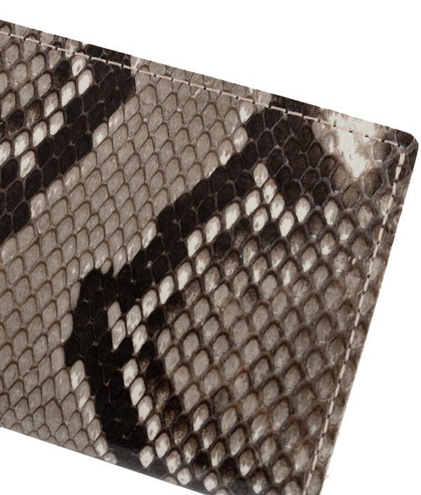 Python folded card case / Hender Scheme(エンダースキーマ)