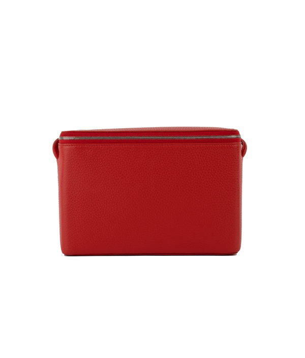 BOX SHOULDER M <Red> / Aeta